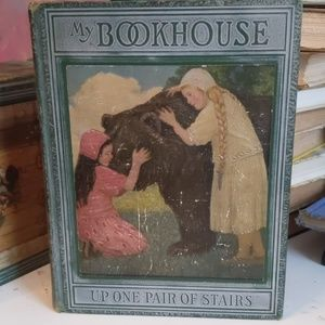 My Bookhouse Vol 2. Up one pair of stairs